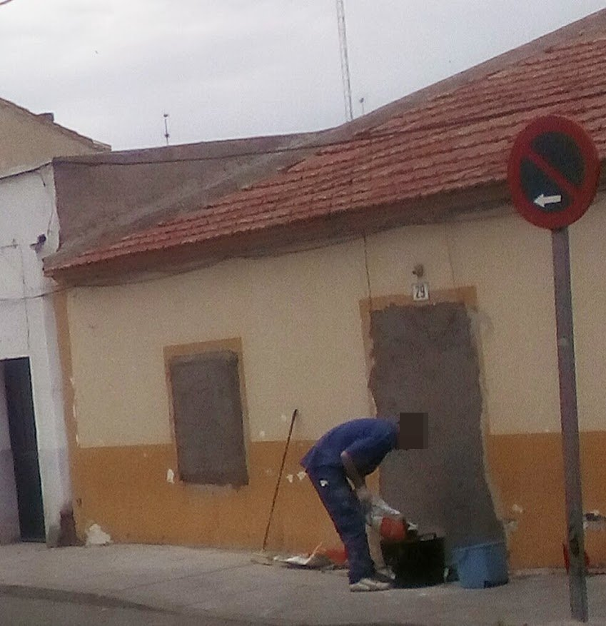 CIUDADANOS DE PARLA: Tapiar tu propia casa, actividad ... - photo#41