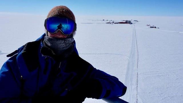 5.000 άτομα στην παγωμένη αλλά χωρίς Covid-19 Ανταρκτική