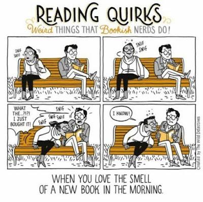 Meme de humor sobre lectores