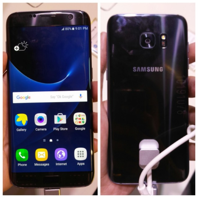 Samsung Galaxy S7 and S7 Edge PH first impressions, specs
