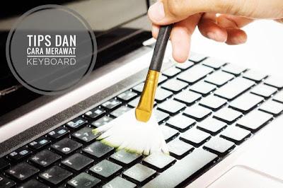 Tips dan Cara Merawat Keyboard Komputer dengan Benar