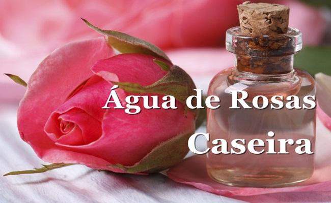 COMO FAZER ÁGUA DE ROSAS em CASA - PASSO a PASSO
