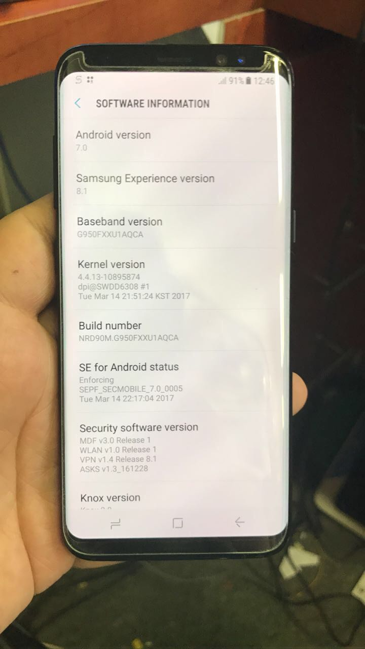 How To Remove Google Account From Galaxy S8 Samsung Galaxy