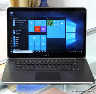 Laptop Design DELL XPS 15 L521X Core i7 Double VGA - Banyuwangi