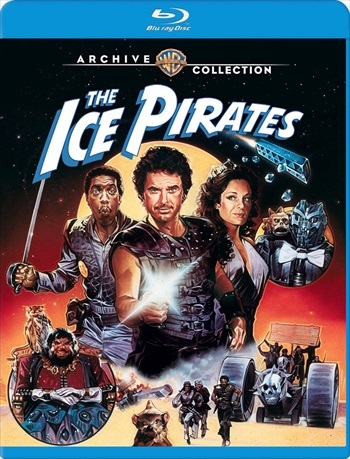 Free Download The Ice Pirates 1984 Dual Audio Hindi  BluRay 300mb