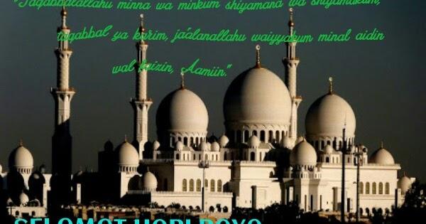 Simak Taqabbalallahu Minna WA Minkum In Arabic, Terbaru!