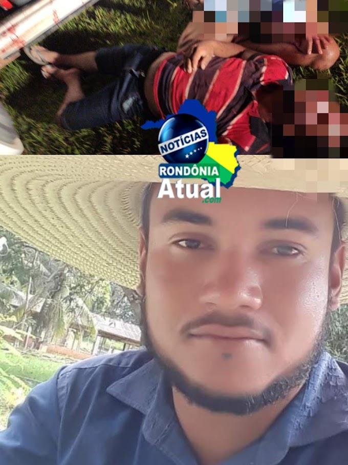 Boiadeiro é morto com tiro na cabeça no interior de Rondônia
