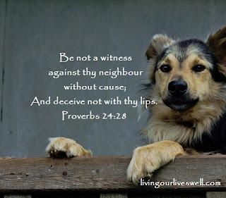 Proverbs 24:28