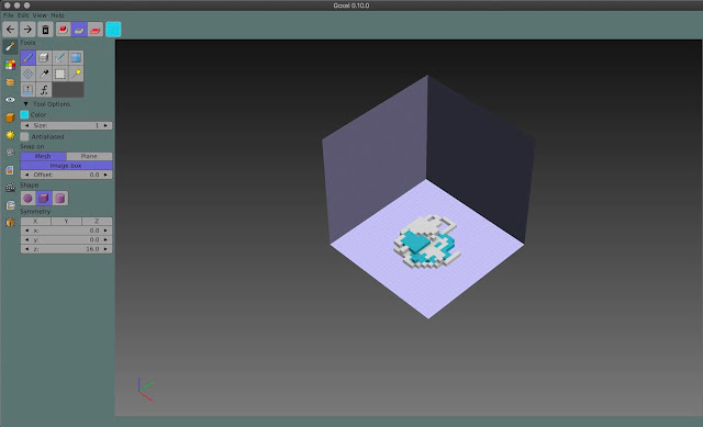 Popular Voxel Art Software
