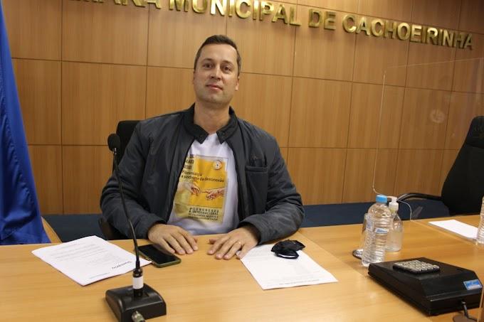 CACHOEIRINHA | Cristian Wasen dá destaque ao Congresso Nacional de Fibromialgia em sua fala em tribuna