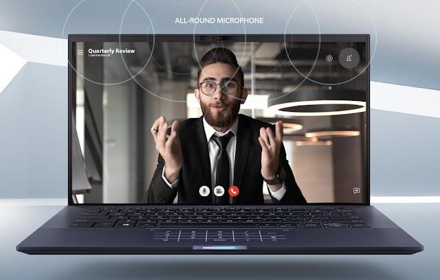 Asus ExpertBook B9450 Laptop Cocok untuk Pebisnis