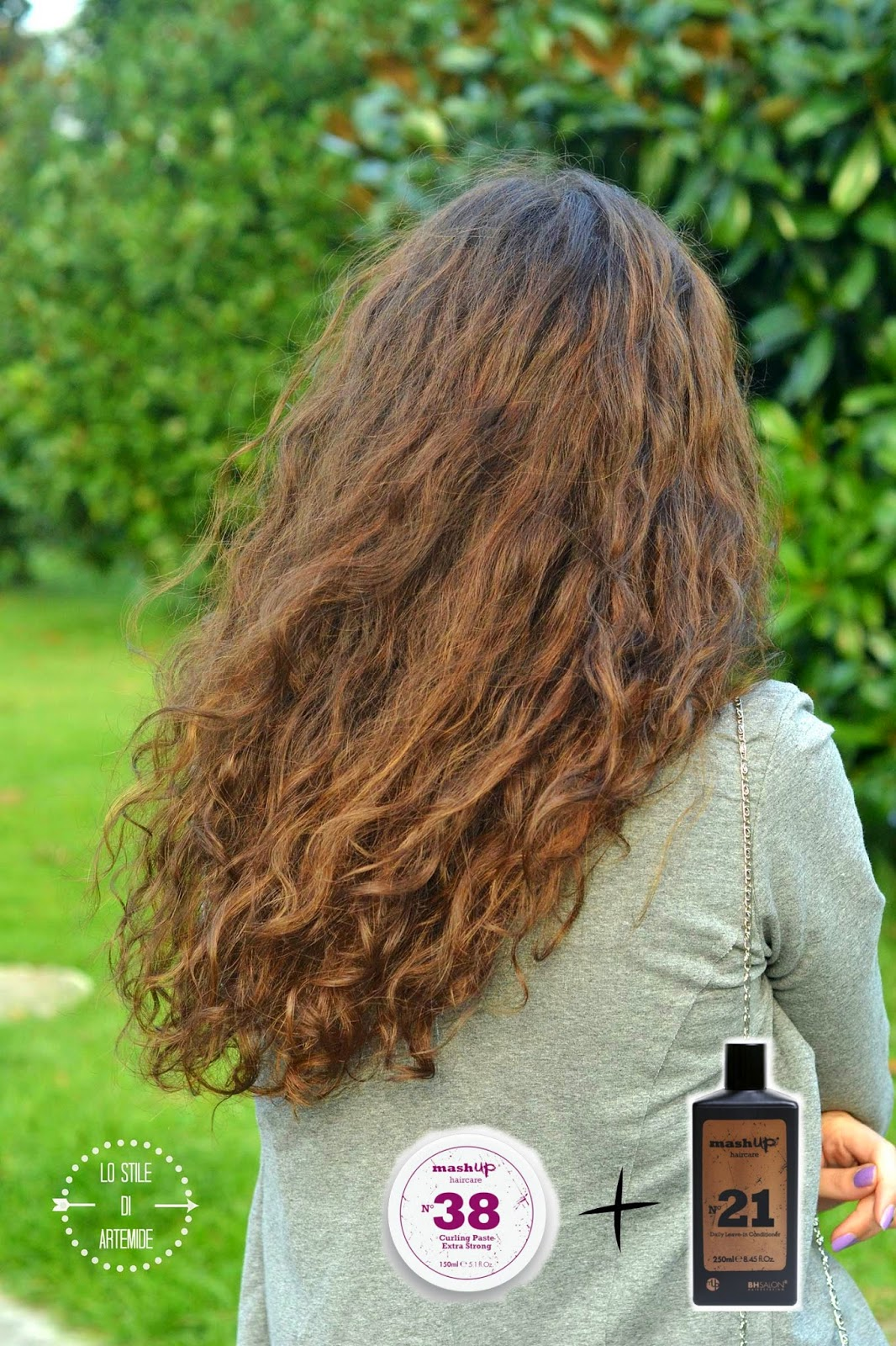 capelli ricci mashup hair care