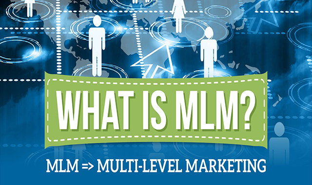 What does MLM #mean? #infographic