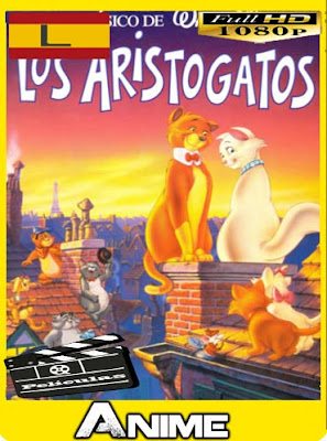 Los aristogatos (1970)HD [1080P] latino [GoogleDrive-Mega]nestorHD