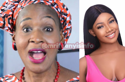 Tacha's Fans may never get a college degree - Kemi Olunloyo