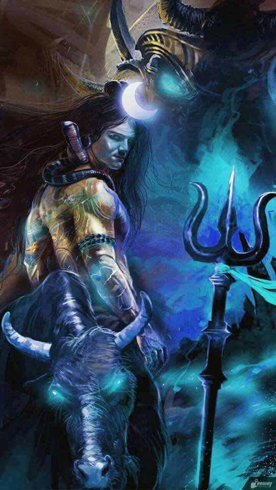 Angry Lord Shiva Wallpaper Collection Thewaofam Wallpaper