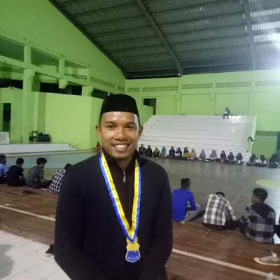 Koordinator JAM-PMII Kota Tual dan Maluku Tenggara Gani Bugis