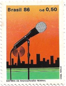 Selo Sistema de Radiodifusão Federal