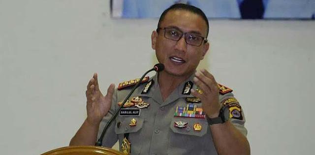 Kapolri Tunjuk Kapolres Tangerang Sebagai Ajudan Maruf Amin