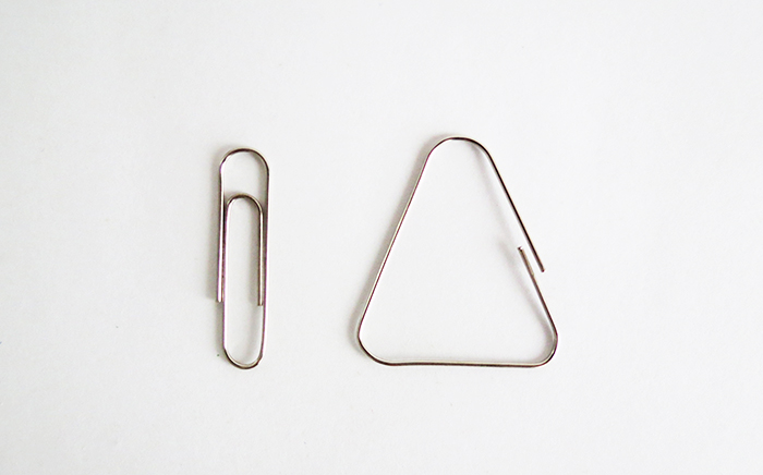 How To Make Paper Clip Earrings