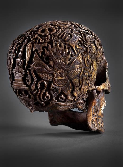 Το μυστήριο του αρχαίου σκαλιστού Θιβετιανού κρανίου