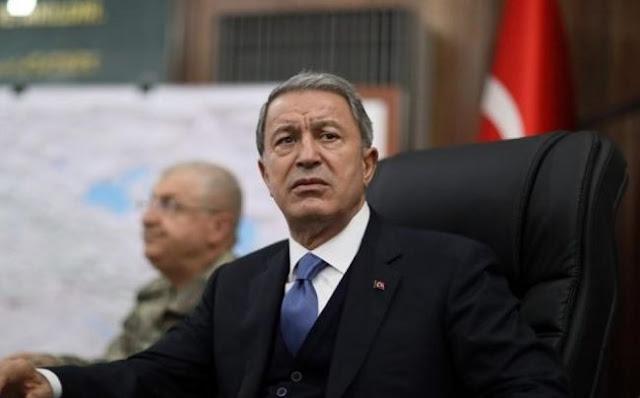 Ακάρ: Θα διασφαλίσουμε τα δικαιώματά μας σε Αιγαίο και Αν. Μεσόγειο