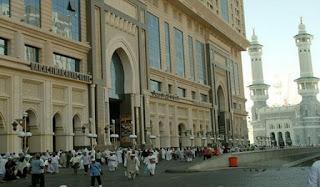 Royal Dar Al Eiman Hotel adalah dekat dengan masjidil haram
