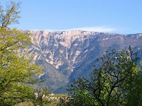 Утренние ялтинские горы