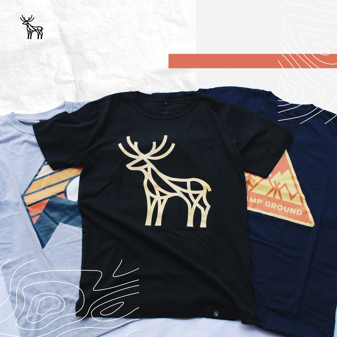T-Shirt Cap Kijang Dari Tumuju.co