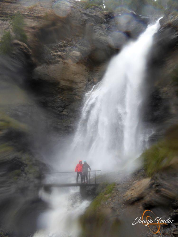 P1140151 - Ruta Las Tres Cascadas de Cerler con mucha agua
