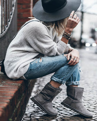 Outfit hipster de invierno
