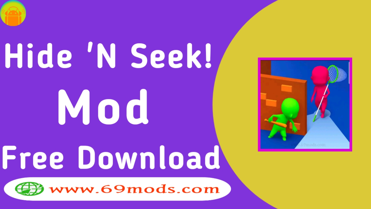 Hide n seek latest mod apk for Android