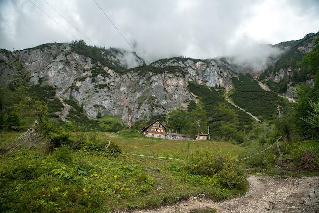 Silberkarklamm Rundweg Wilde Wasser und Klettersteige  Ramsau am Dachstein   Hias-Klettersteig  Siega-Klettersteig 10