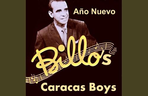 Lindo Año Nuevo | Billo's Caracas Boys Lyrics