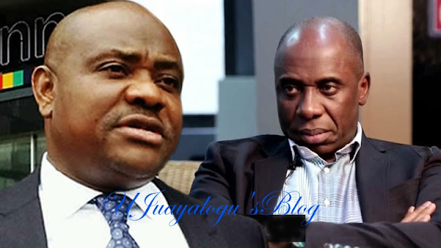 Wike is a lying, reckless, irresponsible and brutal forger- Amaechi