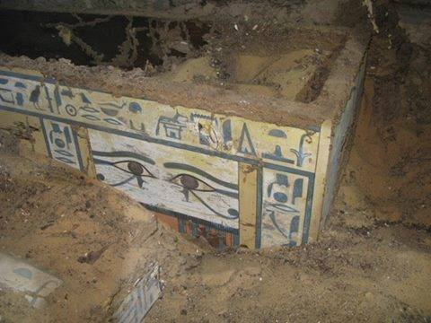 Burial of prominent 12th Dynasty Lady uncovered in Aswan