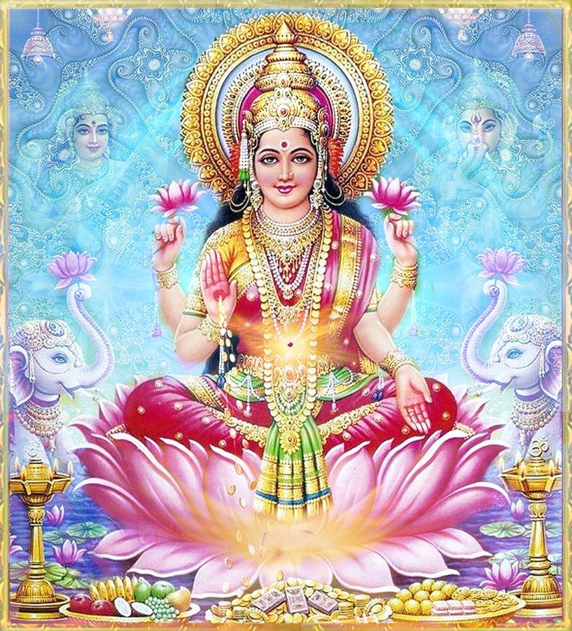 Resultado de imagem para lakshmi oxum