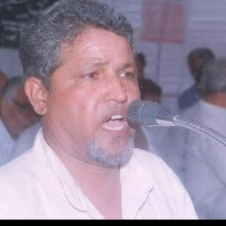 कांग्रेस नेता साजिद हमीद का निधन, हुए सुपुर्द ए खाक  | #NayaSaberaNetwork
