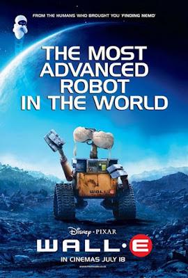 Wall-E 2008 Dual Audio Hindi 300MB Movie Download