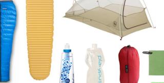 Peralatan Hiking Ultralight dan Tips Memilihnya