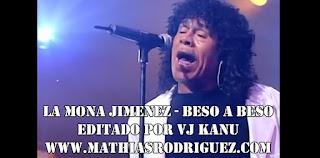 LA MONA JIMENEZ - BESO A BESO