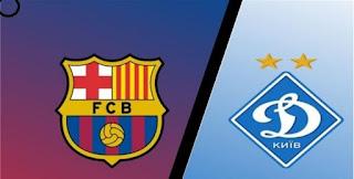 التشكيلات المتوقعة في مباراة برشلونة ودينامو كييف دوري أبطال اوروبا