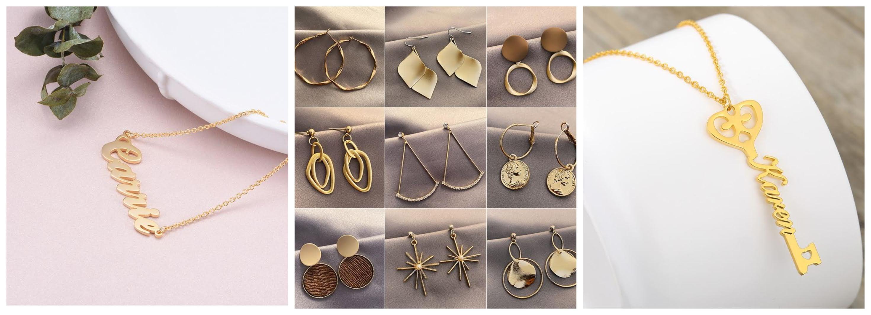 name tag jewelry