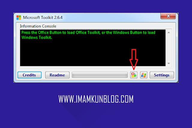 Cara Aktivasi Microsoft Office Menggunakan Toolkit