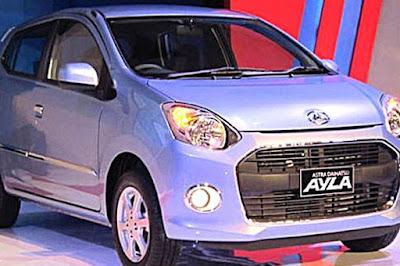 Cara menghitung dan Daftar pajak Daihatsu Ayla terbaru dari 2012 hingga 2020.