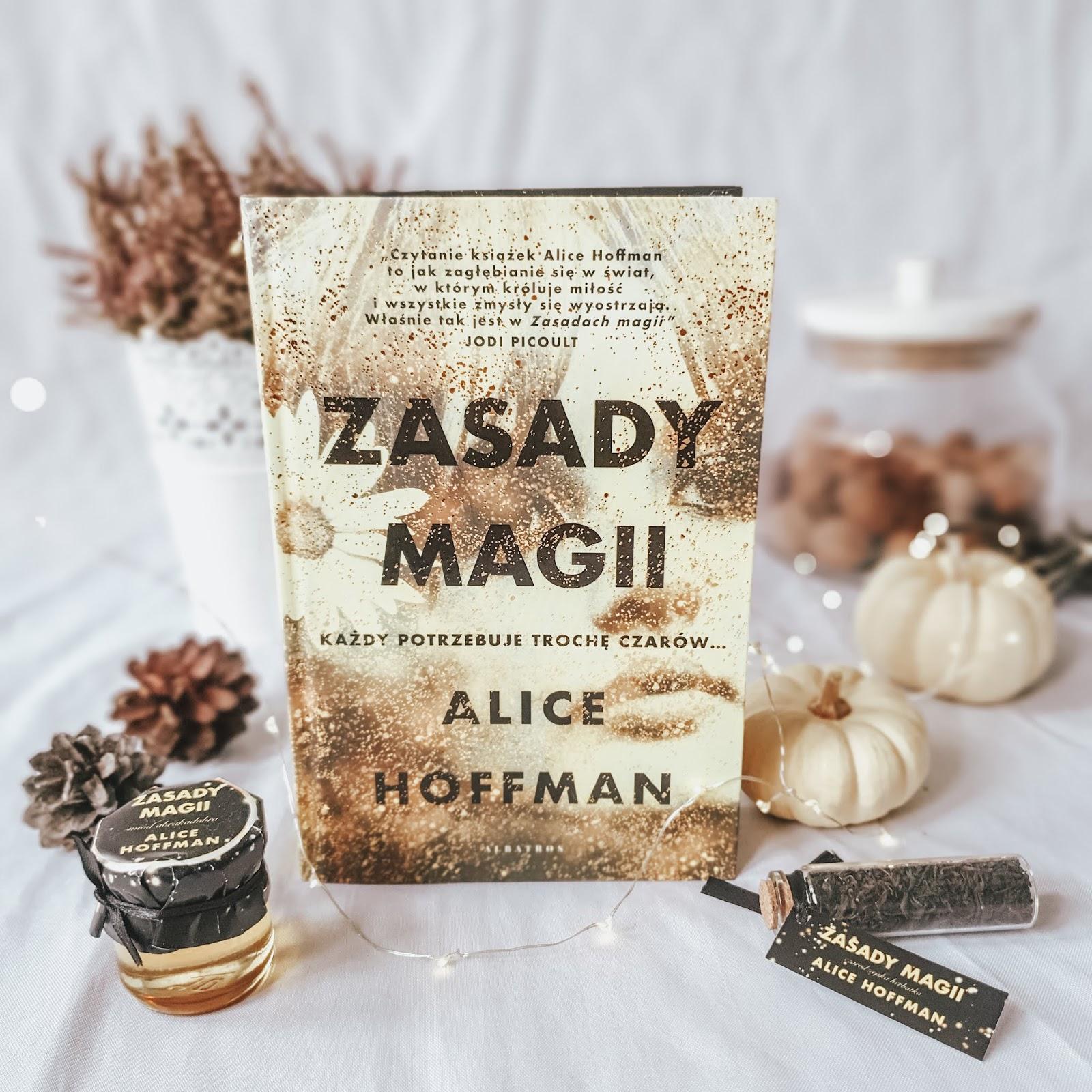 Alice Hoffman, książka