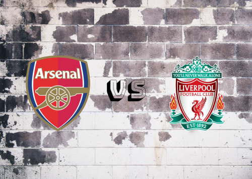 Arsenal vs Liverpool  Resumen y Partido Completo
