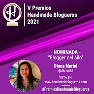 V Edicion de los Premios Handmade Blogueros 2021