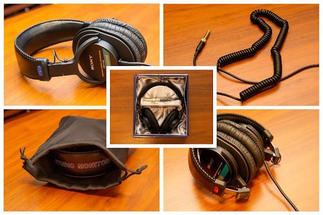 SONY MDR-7506 世界的定番のスタジオモニターヘッドホン