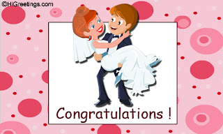 Happy Wedding wishes greetings